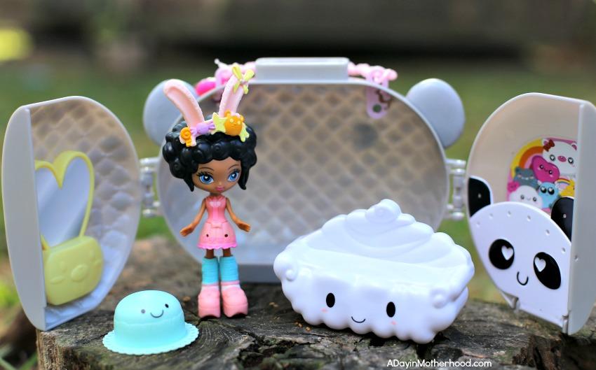 WIN a Prize Pack of Toys/DVDS for Gwen Stefani's Kuu Kuu Harajuku like these dolls