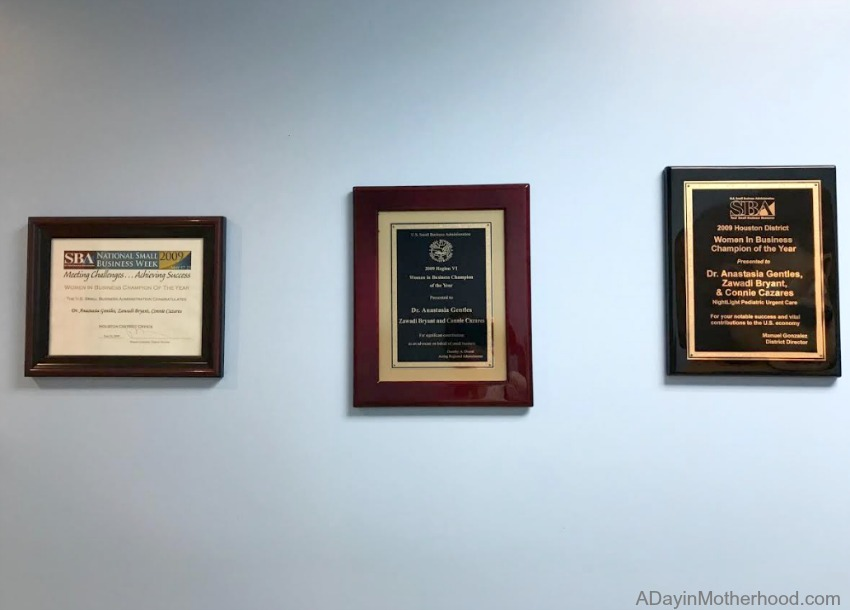 Why You Should Add NightLight Pediatric Urgent Care to Your Emergency List & they won awards