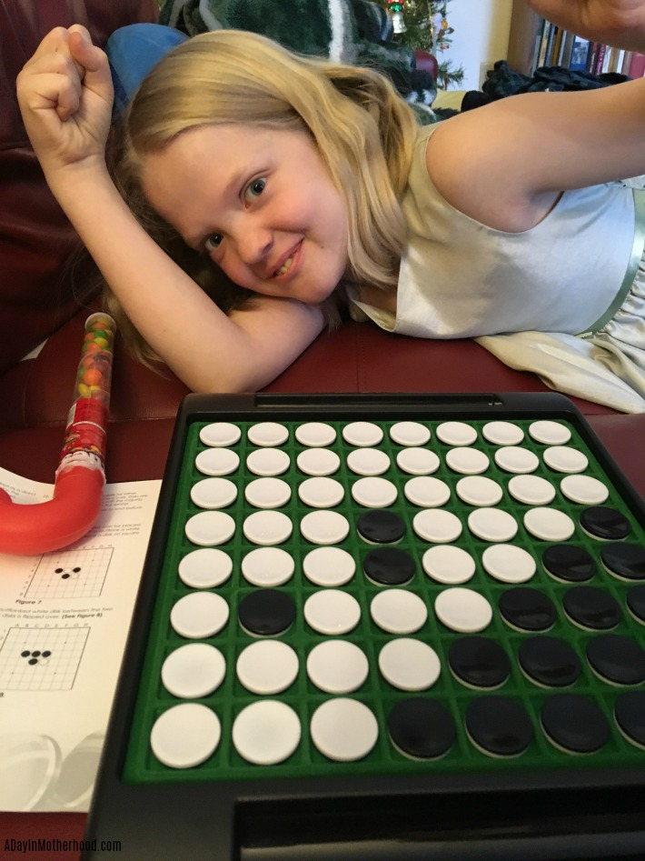 Strategy and fun abound in Othello. ad