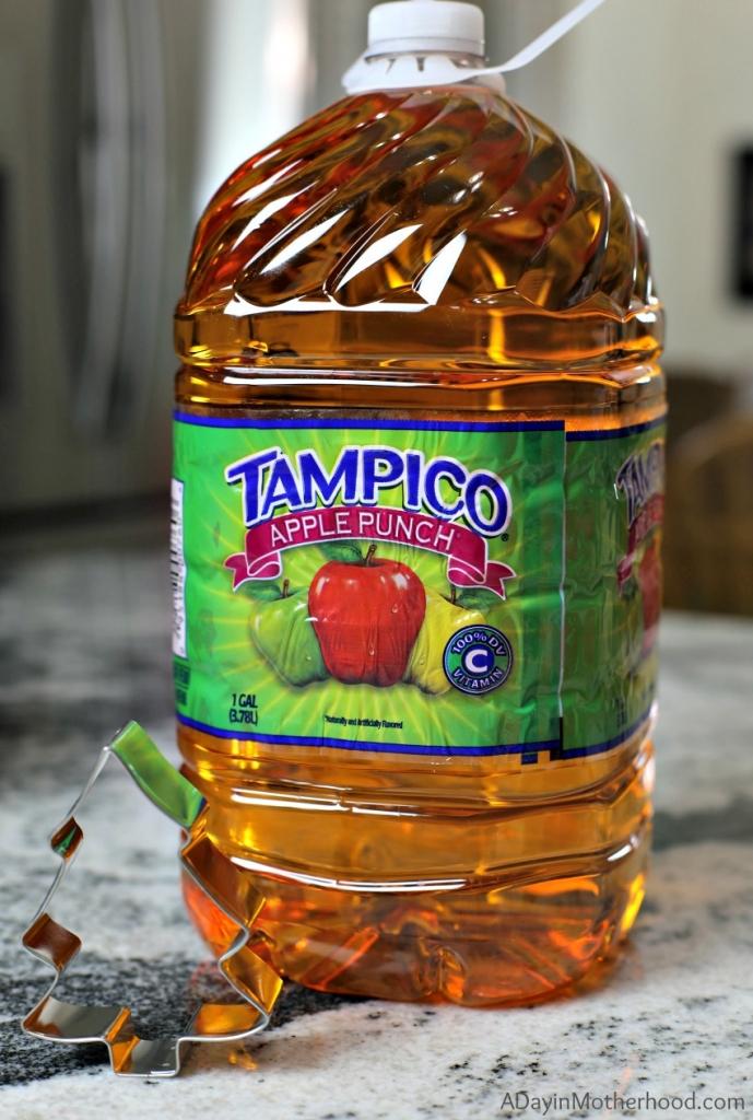 Camo Christmas Tree Cookies Recipe with Tampico