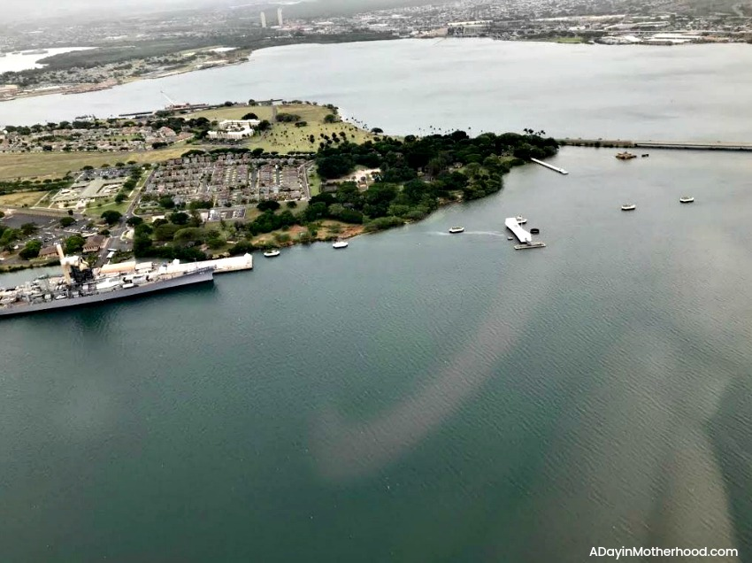 Going to Hawaii? A Blue Hawaiian Helicopter Tour is a MUST and see Pearl Harbor