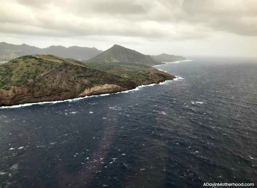 Going to Hawaii? A Blue Hawaiian Helicopter Tour is a MUST for ocean views