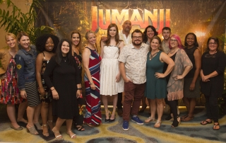 The Cast of Jumanji Talks Welcome to the Jungle