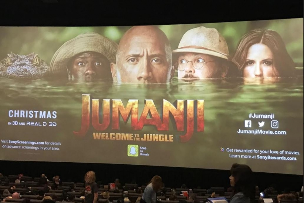 Jumanji: Welcome to the Jungle Real Mom Review