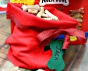 Easy DIY Dog Stocking (No Sew)