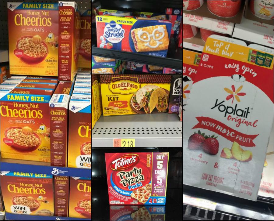 Honey Nut Cheerios Yogurt Parfait Cups 2 Ingredient Recipe & Shop Walmart