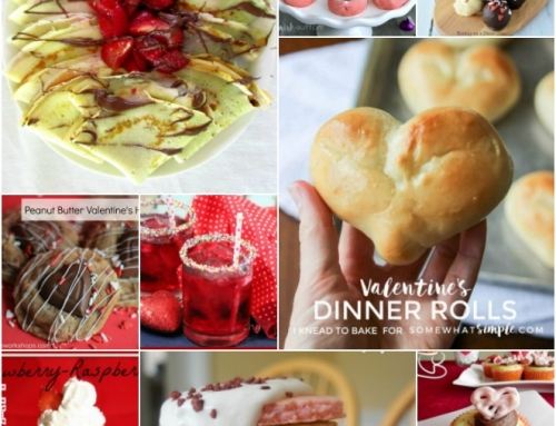 10 Valentine Recipes to Share with Those You love
