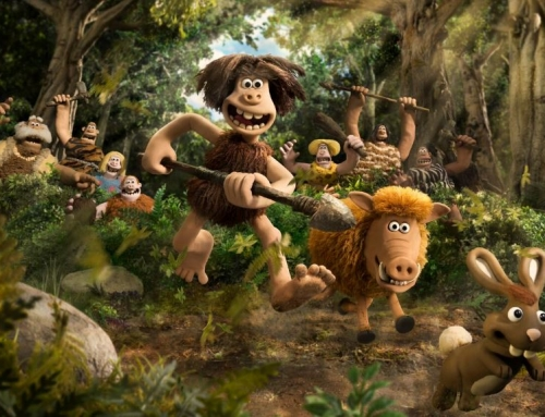 EARLY MAN Hits Theaters February 16! See the Trailer!