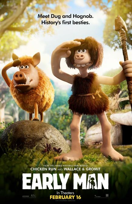 WIN an Early Man Prize Pack with Gift Card & FREE Activity Book