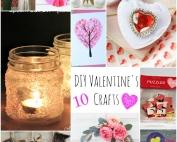 Prep fpr Valentine's day with these fun diy valentine's day crafts.