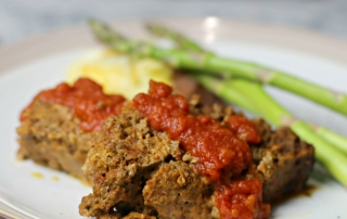 4 Ingredient Slow Cooker Italian Meatloaf Recipe