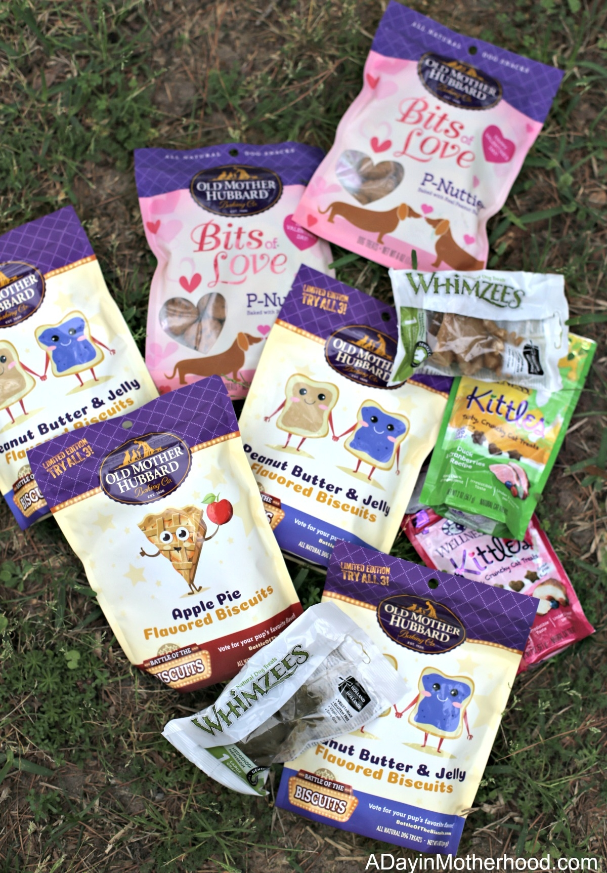Treat Your Pets This Valentine's Day with Treats they Love like Mother Hubbard