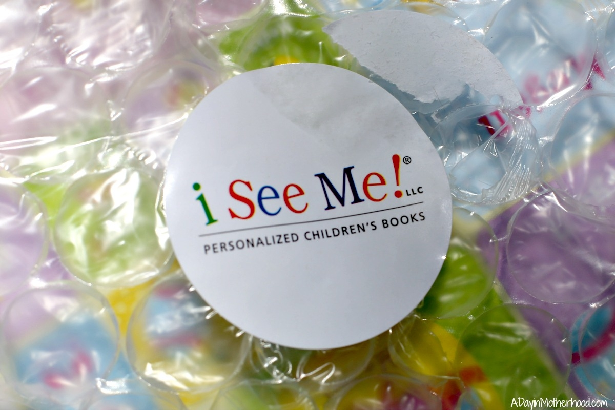 Personalize Easter with I See Me! & WIN a Set
