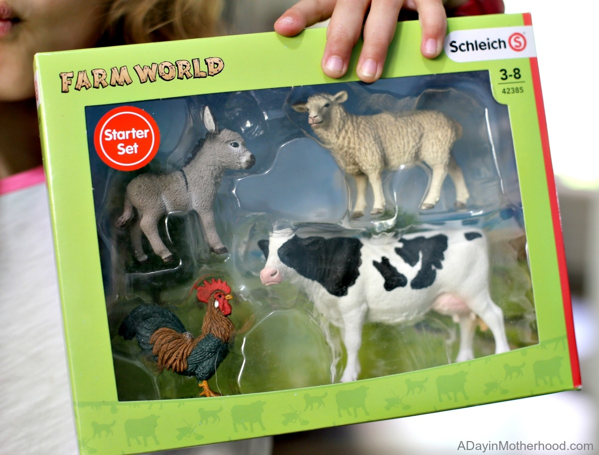 Let Their Imagination Soar with Wild Animals from Schleich Figurines