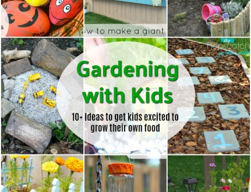 10+ Ideas for Gardening with Kids to Help Them Enjoy It
