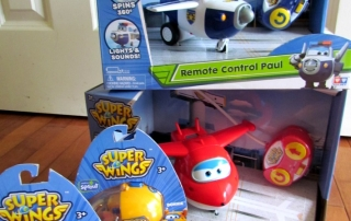new Super Wings™ toys will excite kids