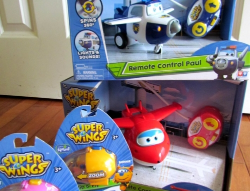 New Toys from Super Wings™ Excite Kids