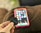 Find those Important Things in a Jiffy with Cube Tracker for your phone