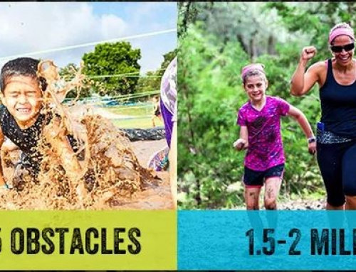 WIN a Razor Product and Attend the Special Kids Obstacle Course Events in Texas