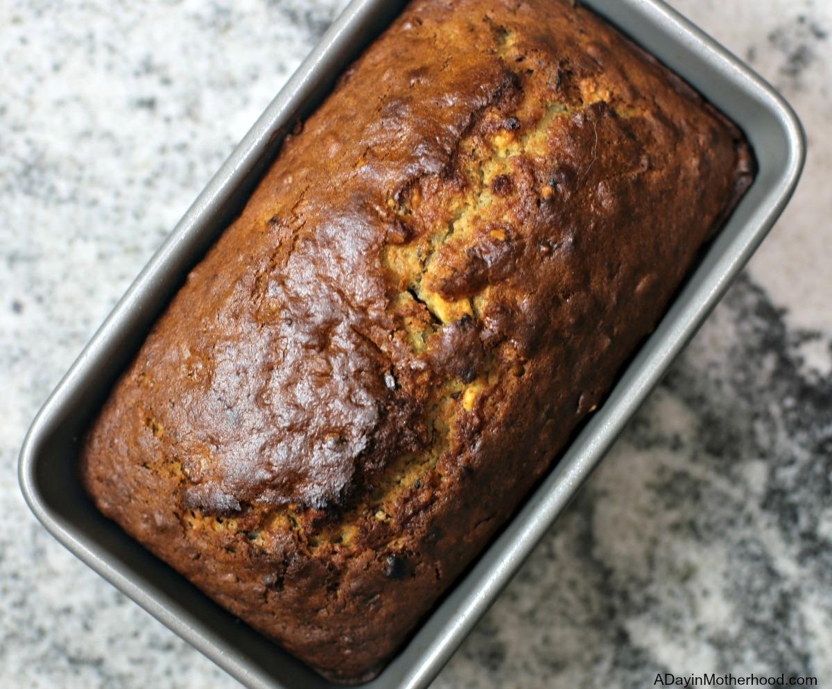Granola Banana Bread Recipe