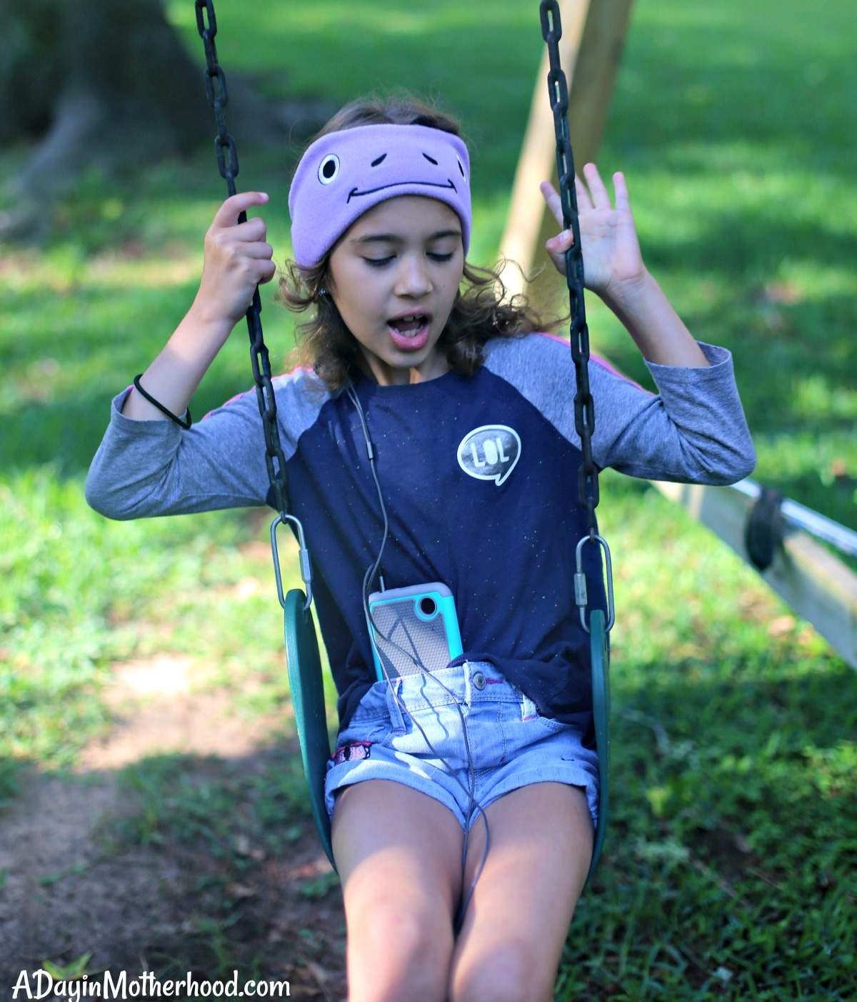 The Best Earphones for Kids, Hands Down, are CozyPhones and watch them sing