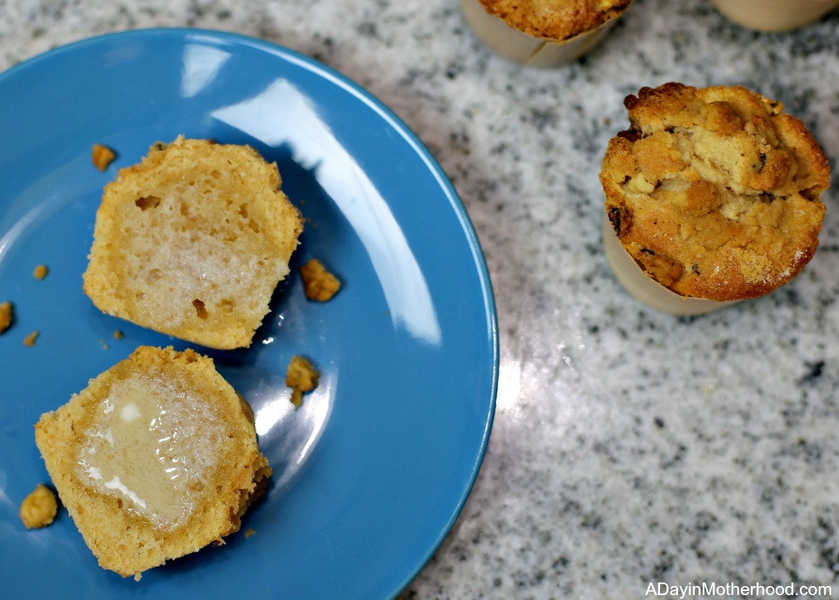 Maple Muffins Recipe with flavor you love