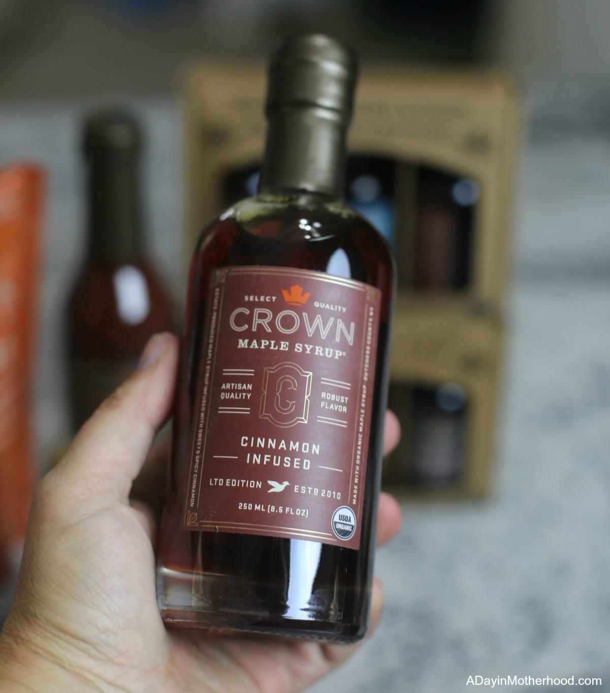 Maple Muffins Recipe Crown Maple Cinnamon Infused