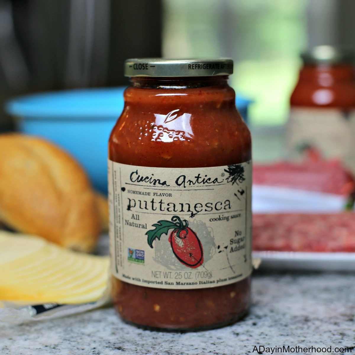 Easiest Meatball Sub Recipe Ever with Cucina Antica