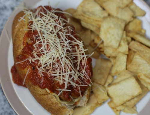 Easiest Meatball Sub Recipe Ever