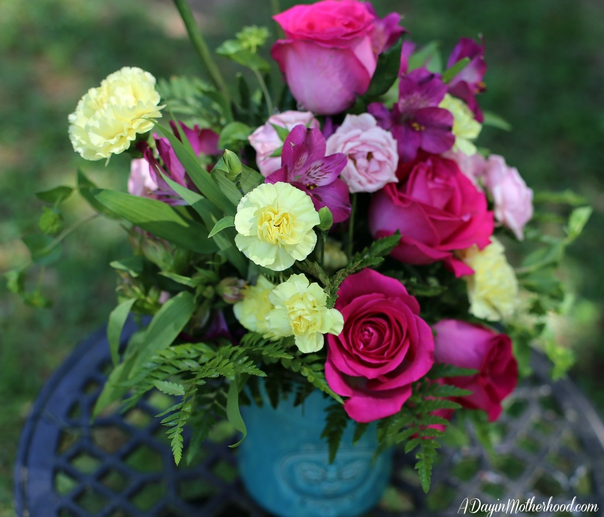 WIN a Teleflora Mother's Day Bouquet to Spoil the One You Love with beauty
