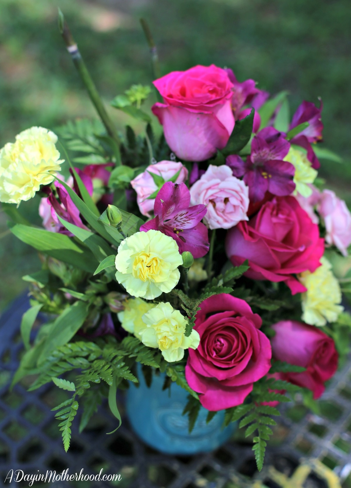 WIN a Teleflora Mother's Day Bouquet to Spoil the One You Love with roses
