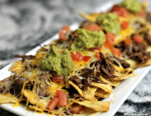 Easy Spicy Slow Cooker Nachos Recipe