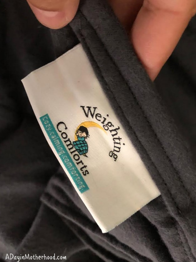 Sleep Better with the Comfort of a Weighted Blanket from Weighting Comforts and relax