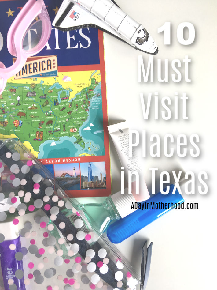 Don't miss these must visit attraction while traveling through Texas