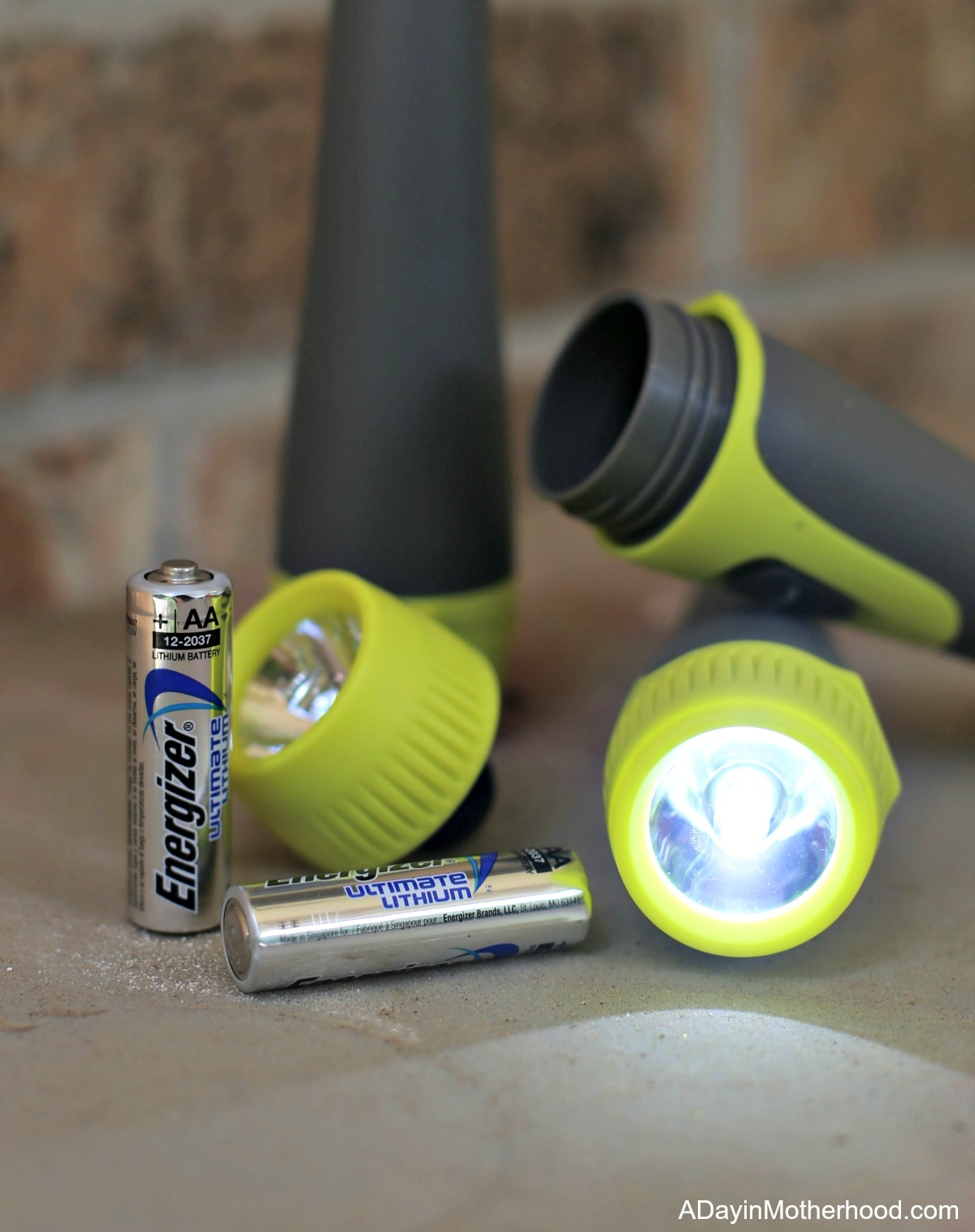 4 Activities to Charge Up Summer Play with flashlight tag