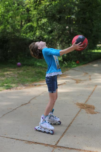 Should I Let My Daughter Play Organized Sports?: Share Your Story like Basketball
