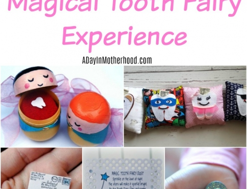 15 Ideas for a Magical Tooth Fairy Experience