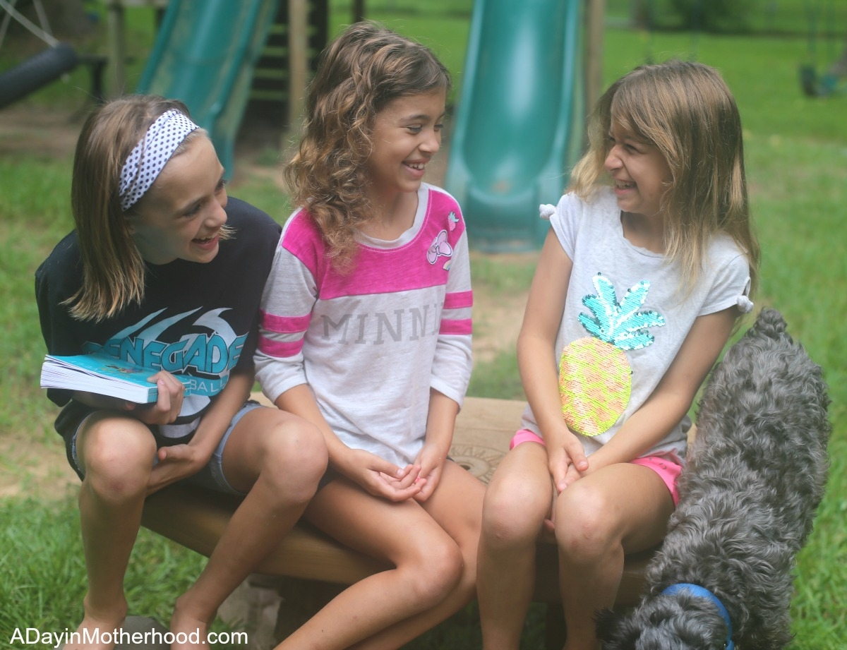 From Baby Mom to Tween Mom: The Hardest Part of Parenting?