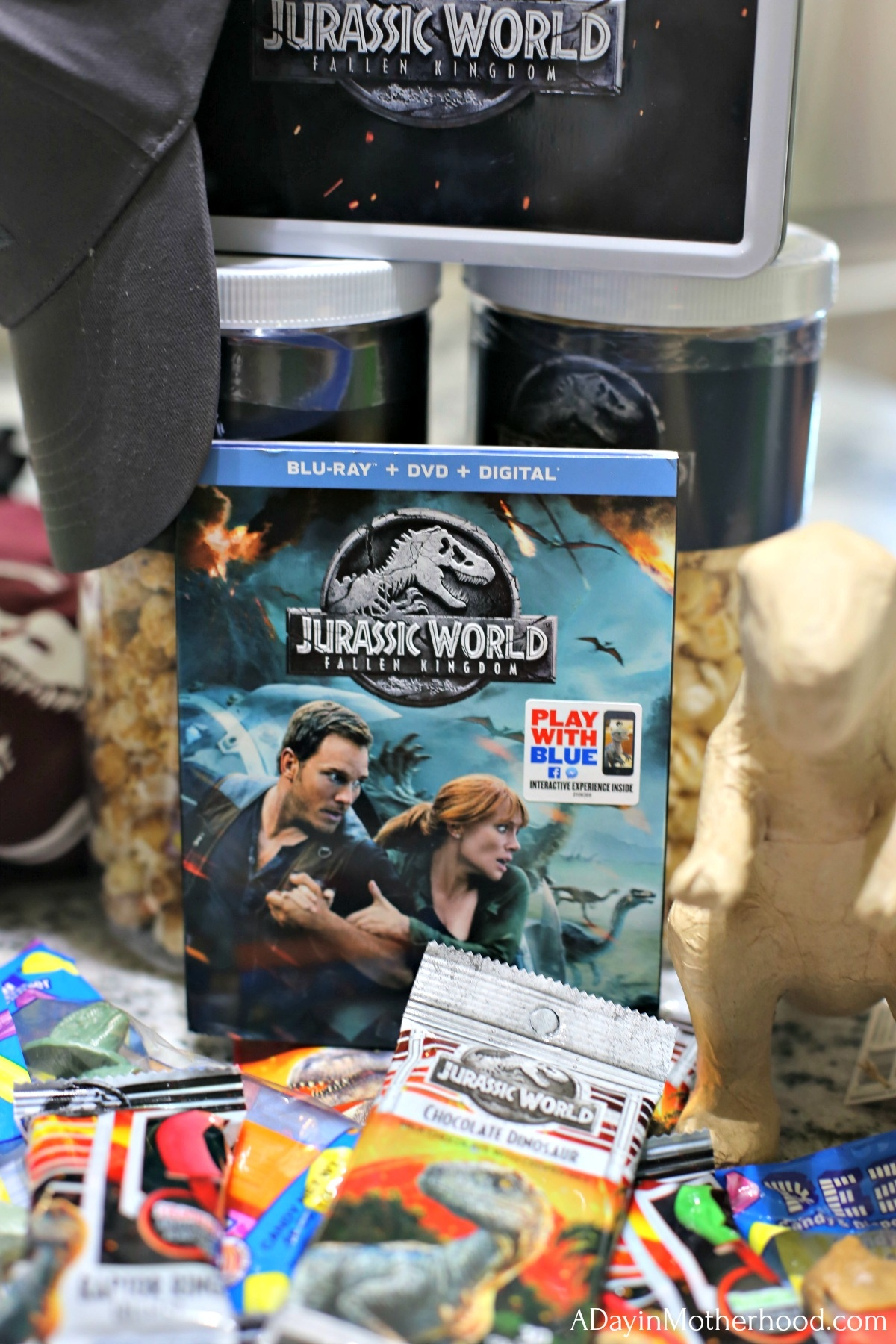 JURASSIC WORLD: FALLEN KINGDOM Easy Movie Night Ideas