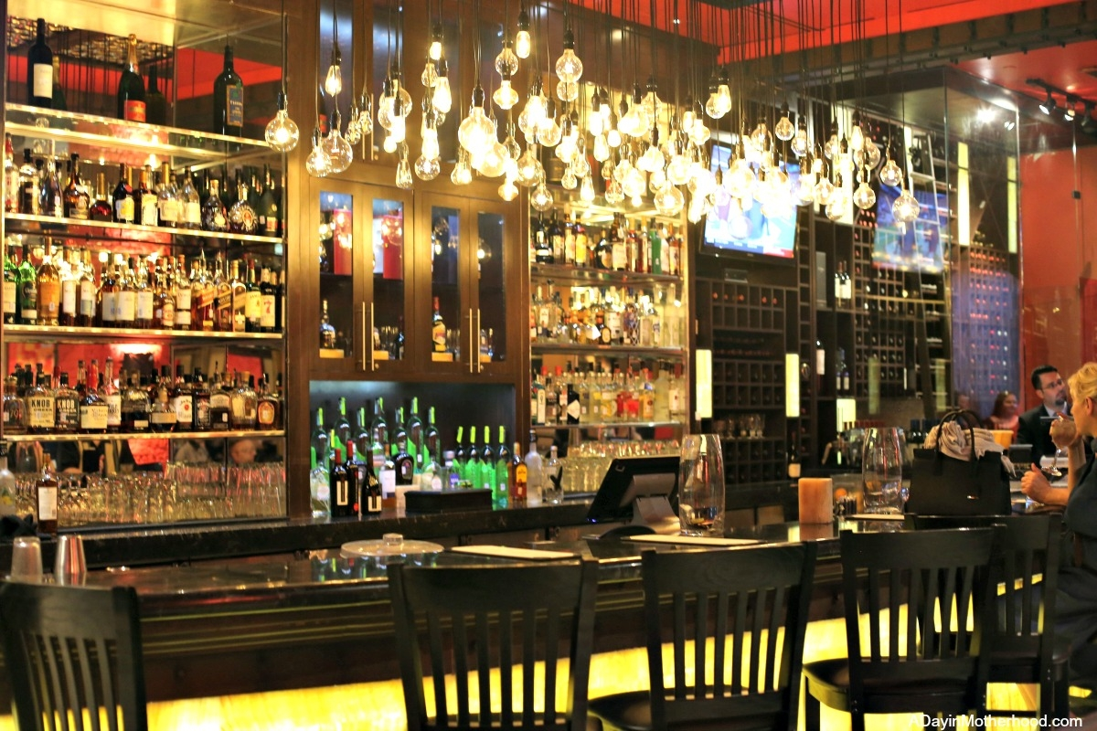 Relax & Celebrate with the Unique Flavors at Texas de Brazil and the bar