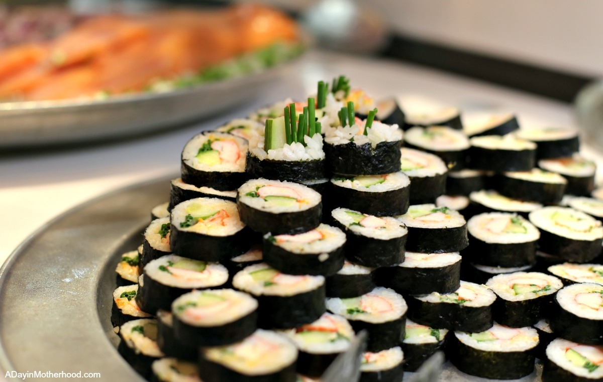 Relax & Celebrate with the Unique Flavors at Texas de Brazil like sushi