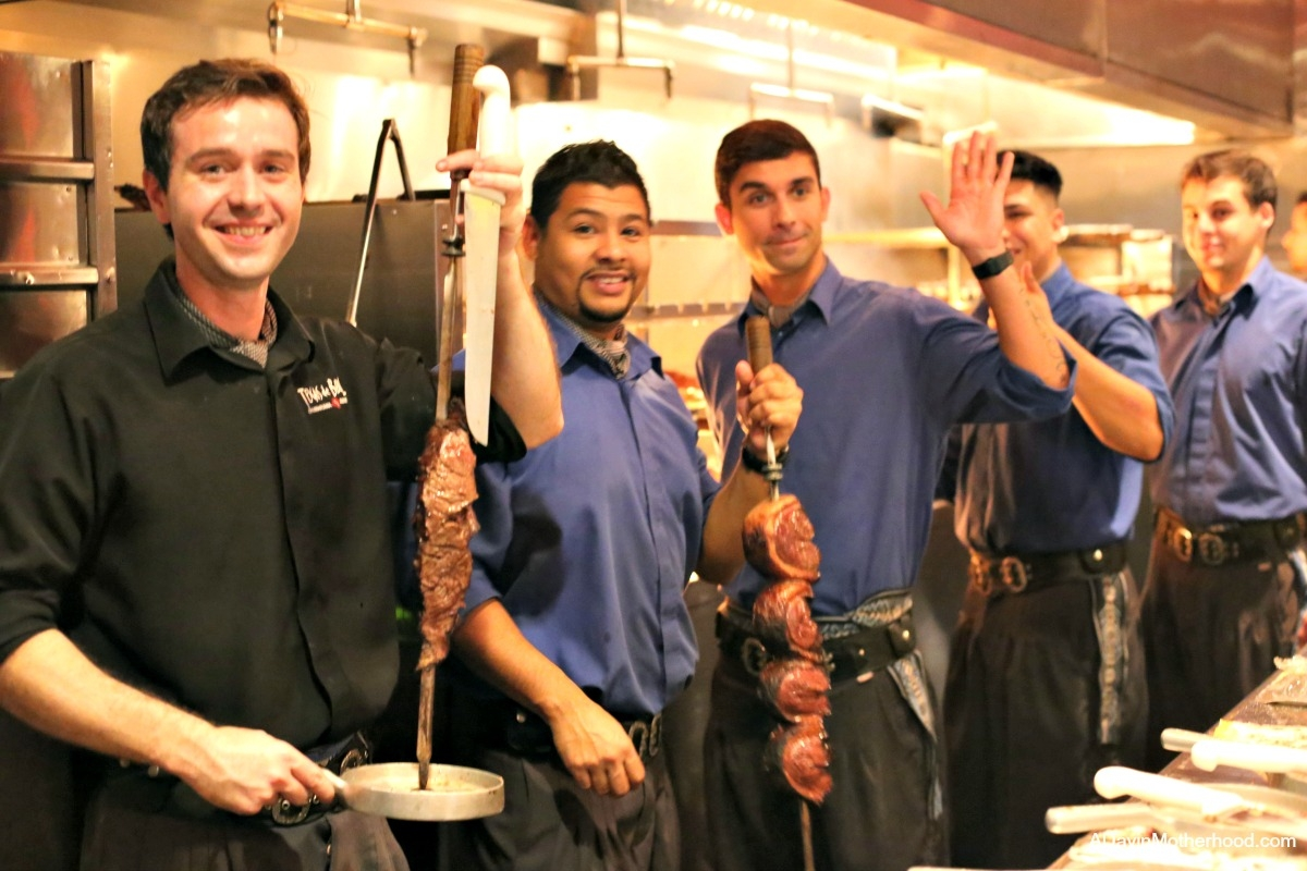 Relax & Celebrate with the Unique Flavors at Texas de Brazil with a great staff