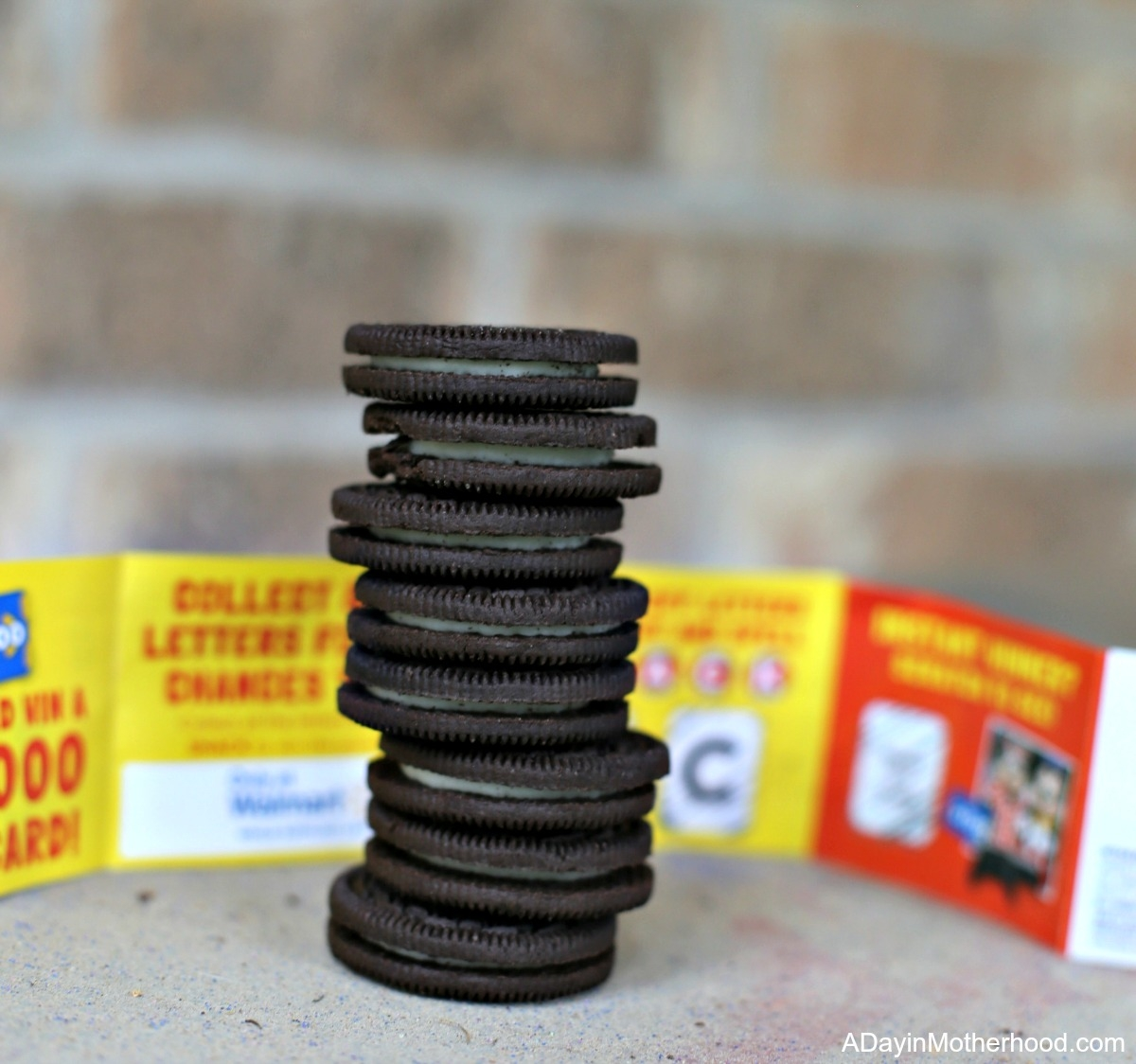 Play Collect to WIN AND Enter the Sweepstakes too: From OREO, RITZ and Chips Ahoy! and eat up