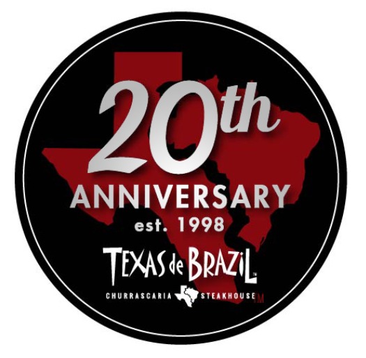 Relax & Celebrate with the Unique Flavors at Texas de Brazil logo