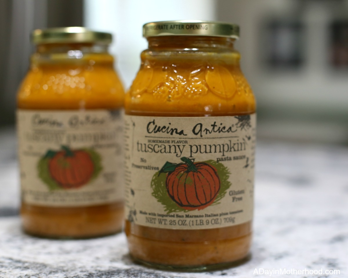 Super Easy Pumpkin Soup Recipe with Cucina Antica