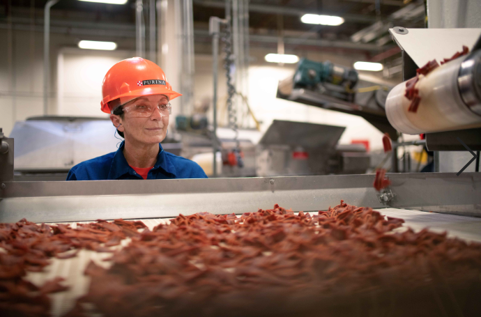 Walking a Dog Food Manufacturing Plant: What I Learned About Our Pet Food like for treats