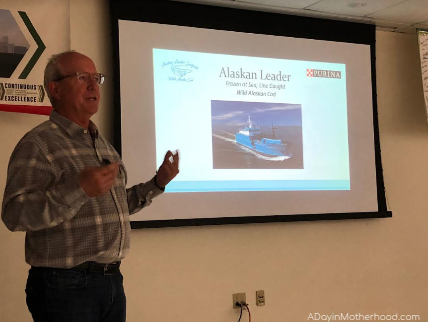 Walking a Dog Food Manufacturing Plant: What I Learned About Our Pet Food with Keith, Alaskan Leader Seafoods
