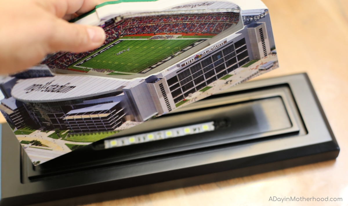Sports Fans Get Excited over Home Fields Stadium Replicas for fun