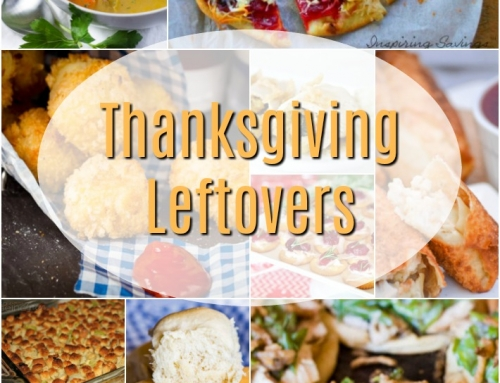 Thanksgiving Leftovers and What To Do With Them