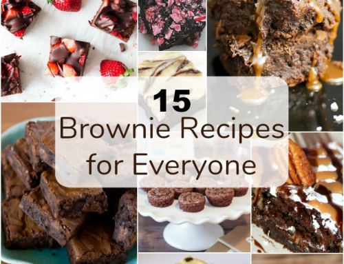 15 Brownie Recipes That Anyone Can Love